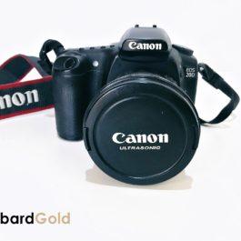 Aparat Canon EOS 20D 20-35m f/3.5-4 ULTRASONIC