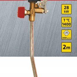 44E120 PALNIK GAZOWY OPALANIA LUTOWANIA TOPEX