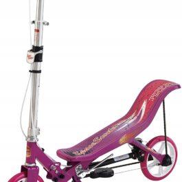 Hulajnoga Space Scooter X 580 różowa