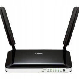 Router D-Link DWR-921 Wi-Fi z modemem 4G LTE