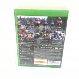 GRA XBOX ONE MOTO GP 18