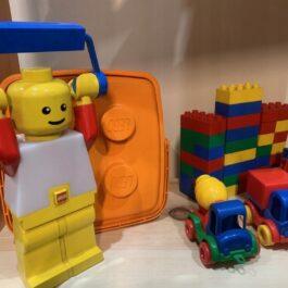 Zestaw zabawek lego Wader klocki
