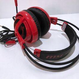 Słuchawki MSI Siberia V2 Red Dragon