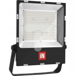 Projektor LED 187W P200 S/EW 850 BK-RAL9005 20306l