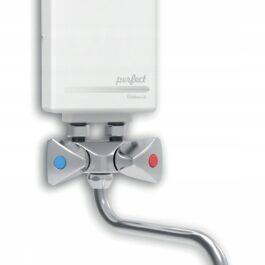 Przepływowy ogrzewacz wody nadumywalkowy 5,0 kW