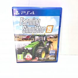 GRA PS4 FARMING SIMULATOR 19 PL