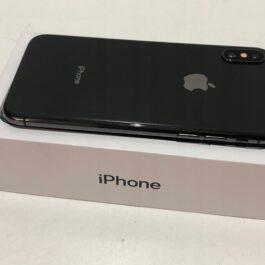 Smartfon iPhone X 3/64 GB czarny