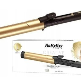 Lokówka BABYLISS C432E Ceramic Gold 32mm